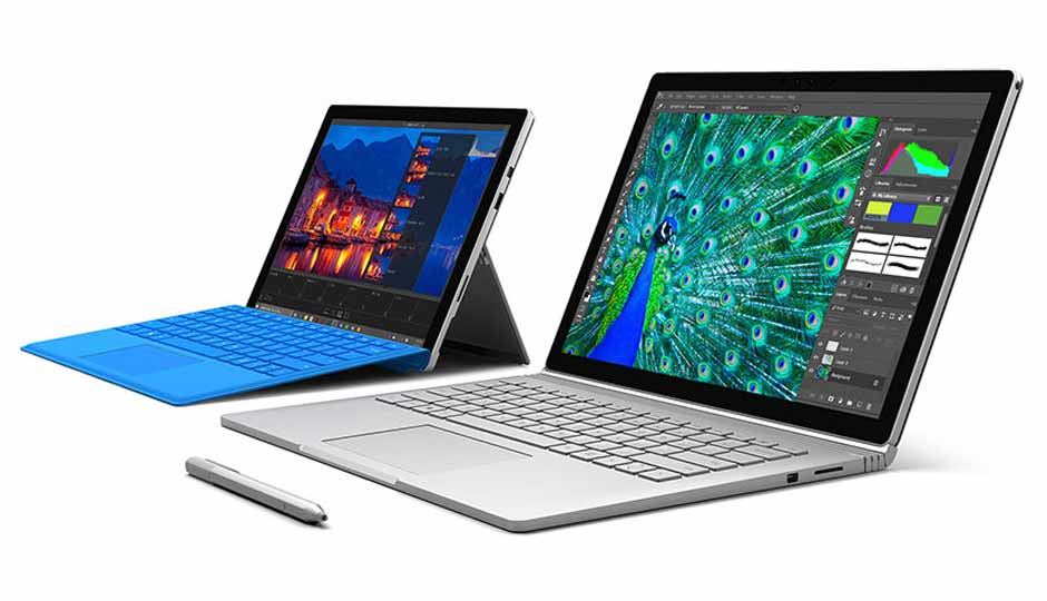 Surface Pro 4 Price in India today – current live prices