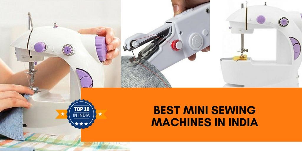 best mini sewing machine india