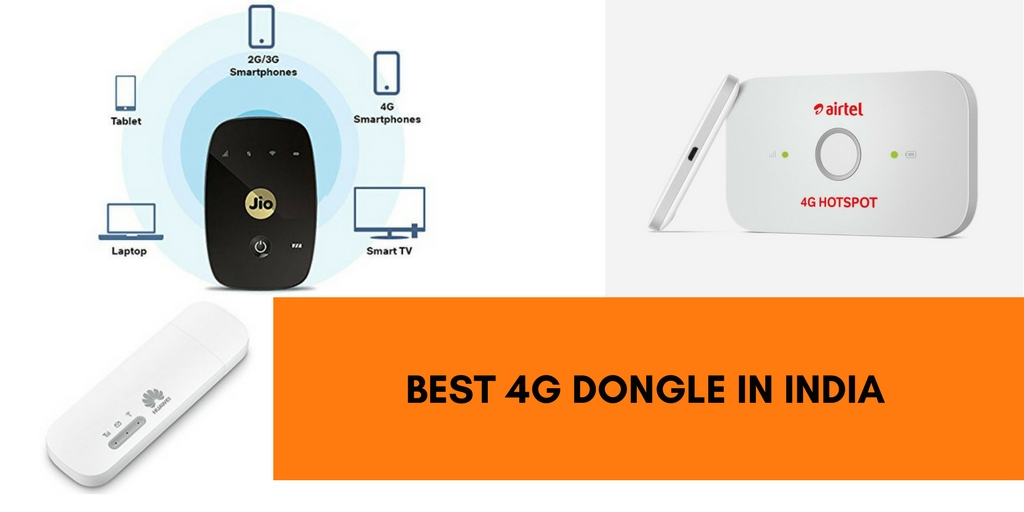 Top 10 Best 4g Dongles India – best dongle for internet in