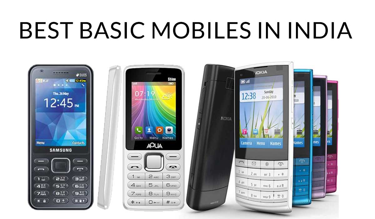 d3a8ae417d9 Top 10 Best Basic Mobile Phones in India 2019 - Top 10 In India ...