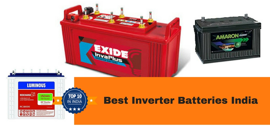 best inverter battery india