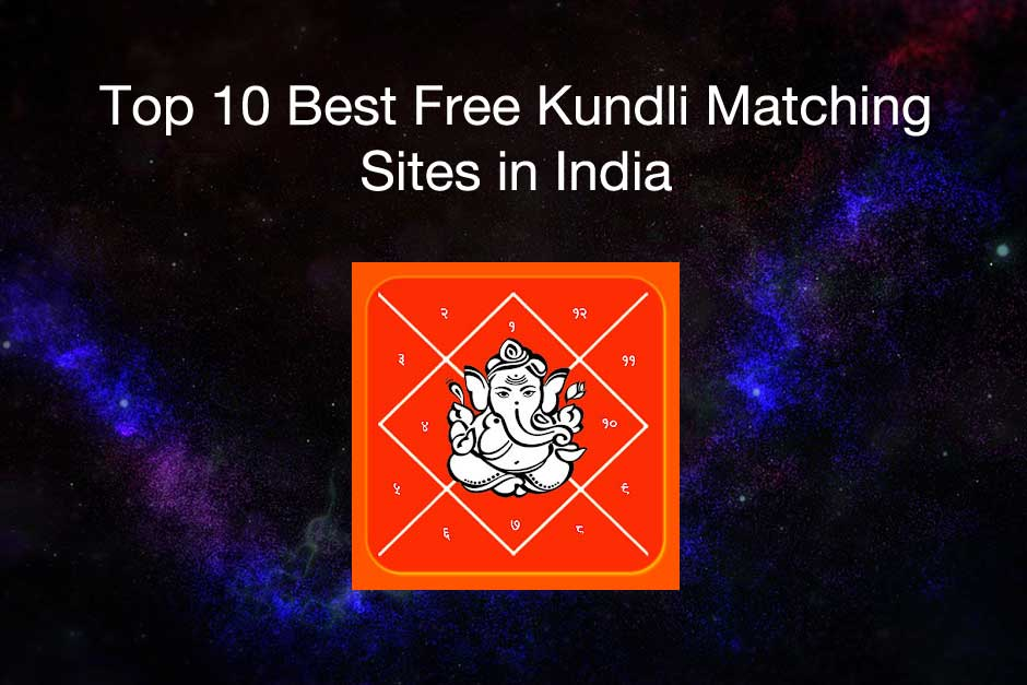 Matchmaking through kundli
