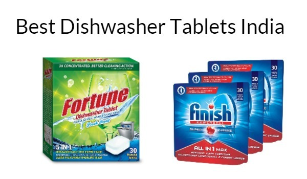 Best Dishwasher Tablets In India U2013 Top 5 Best Including Fortune, Finish,  Fairy And